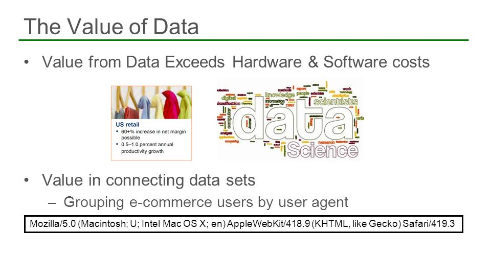 Spring Data Mission Statement 16 89% of all virtualized applications in the world run on VMware.