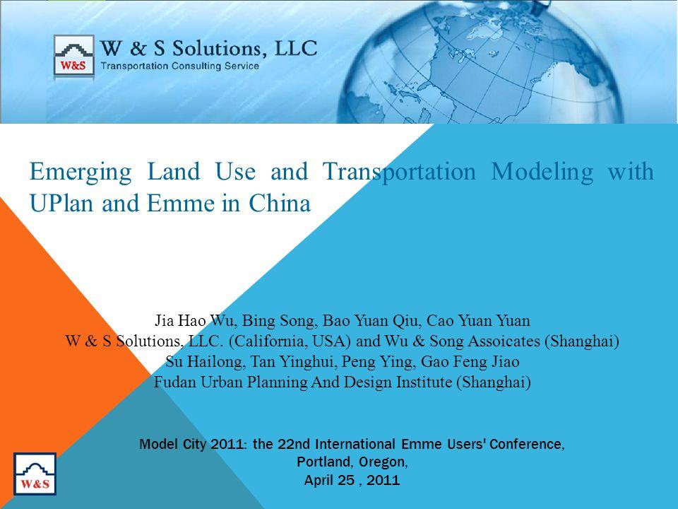 Jia Hao Wu, Bing Song, Bao Yuan Qiu, Cao Yuan Yuan W & S Solutions, LLC.