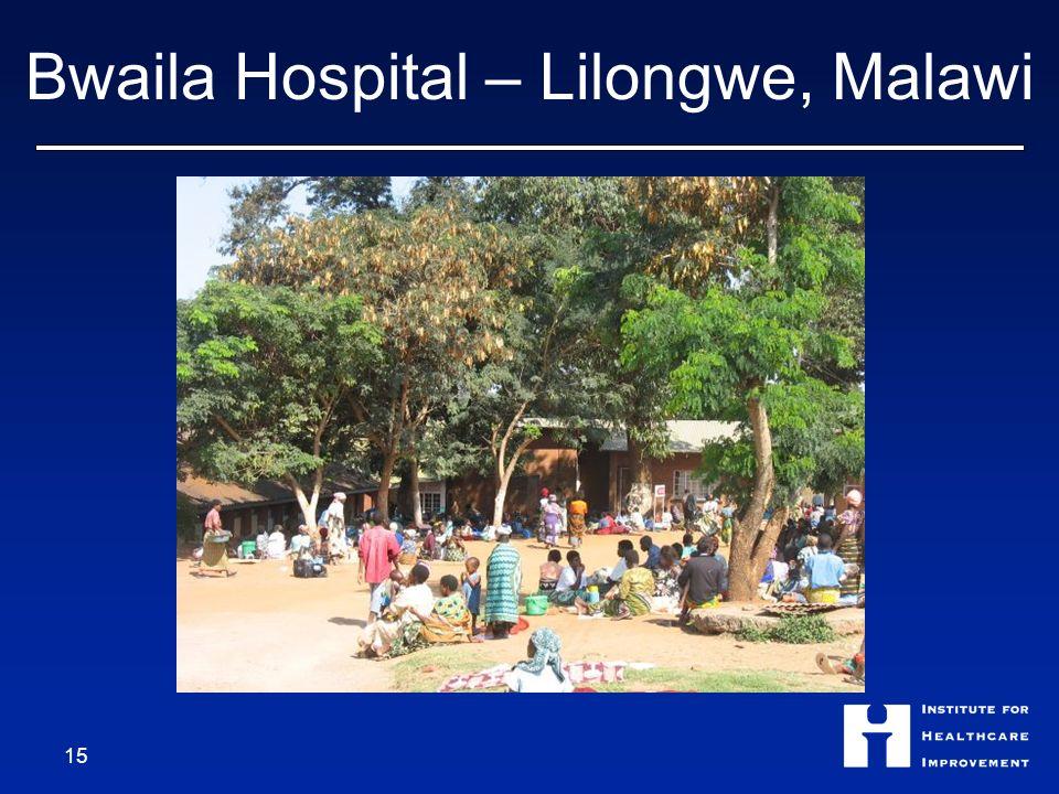 Bwaila Hospital – Lilongwe, Malawi 15