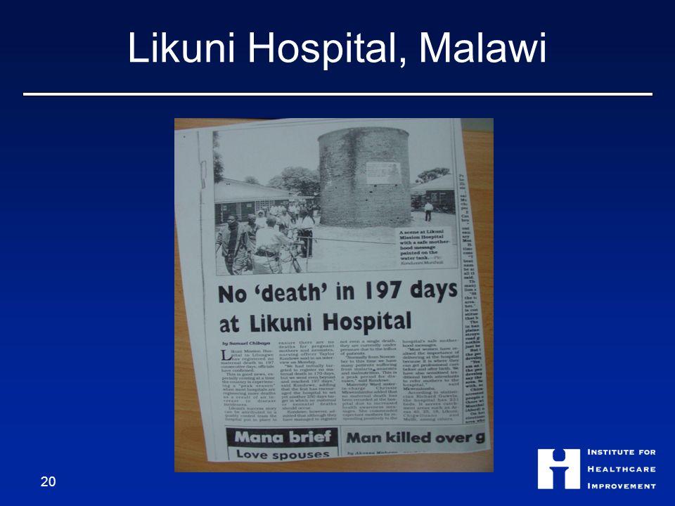 Likuni Hospital, Malawi 20