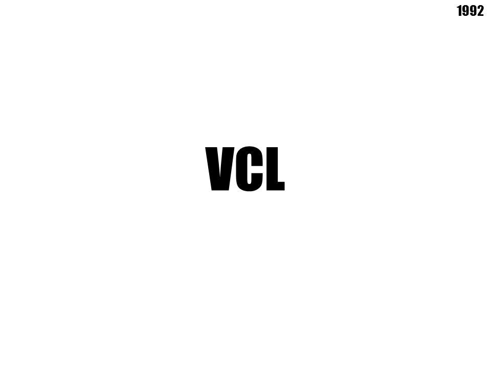 VCL 1992
