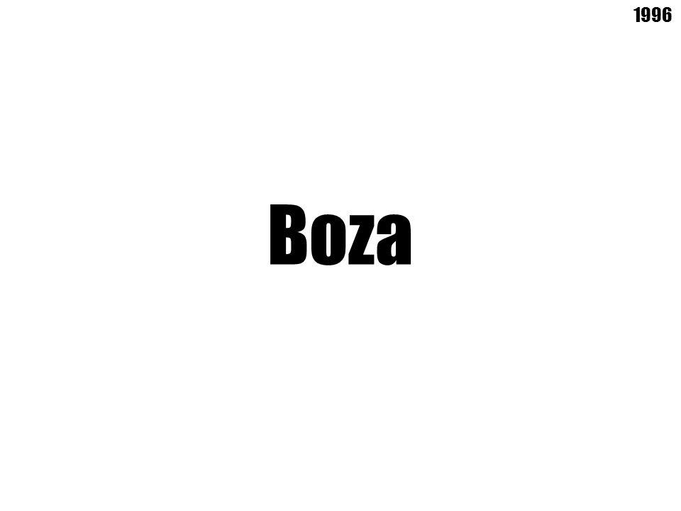 Boza 1996