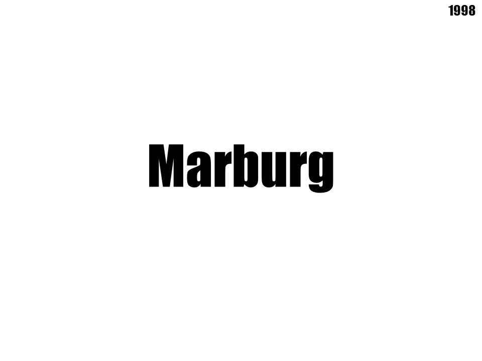 Marburg 1998