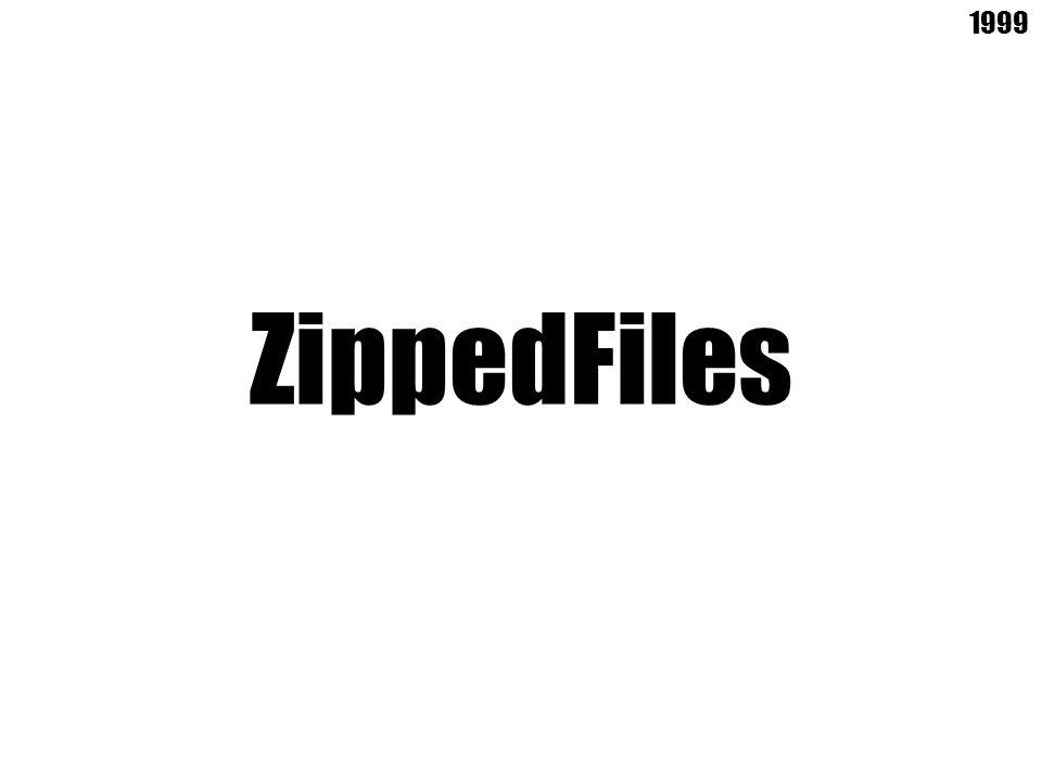 ZippedFiles 1999