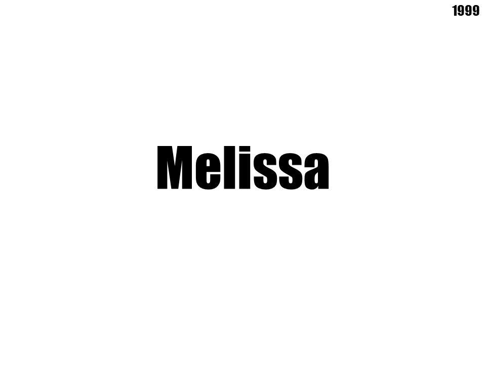 Melissa 1999