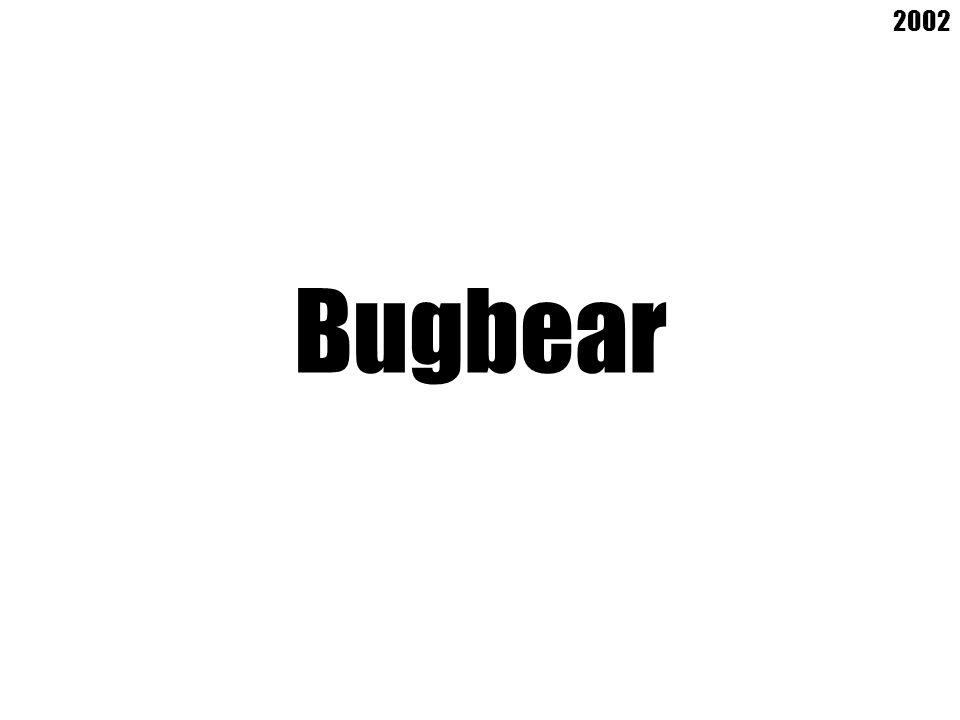 Bugbear 2002