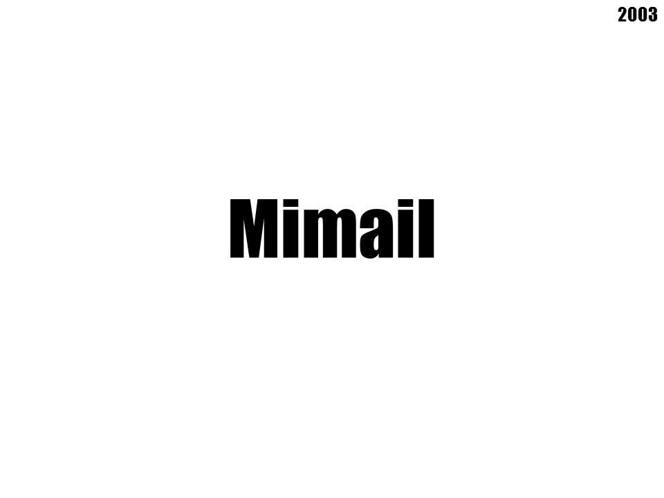 Mimail 2003