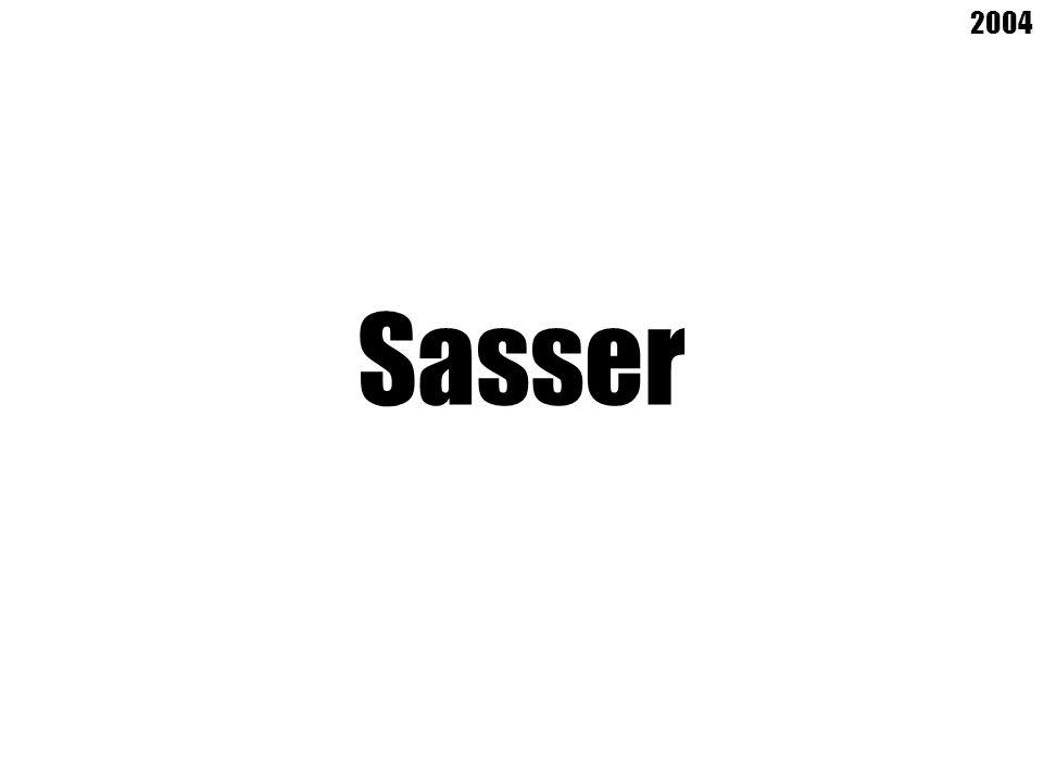 Sasser 2004