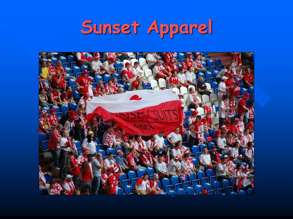 Sunset Apparel