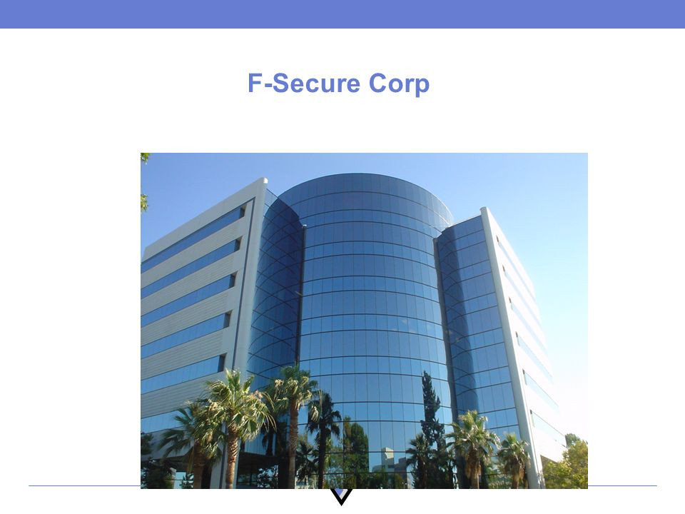 F-Secure Corp