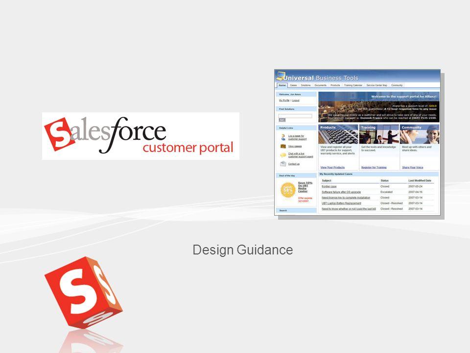 1 Design Guidance