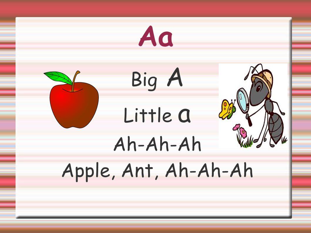 Ll Big L Little l Lah-Lah-Lah Lemon, Lion, Lah-Lah-Lah