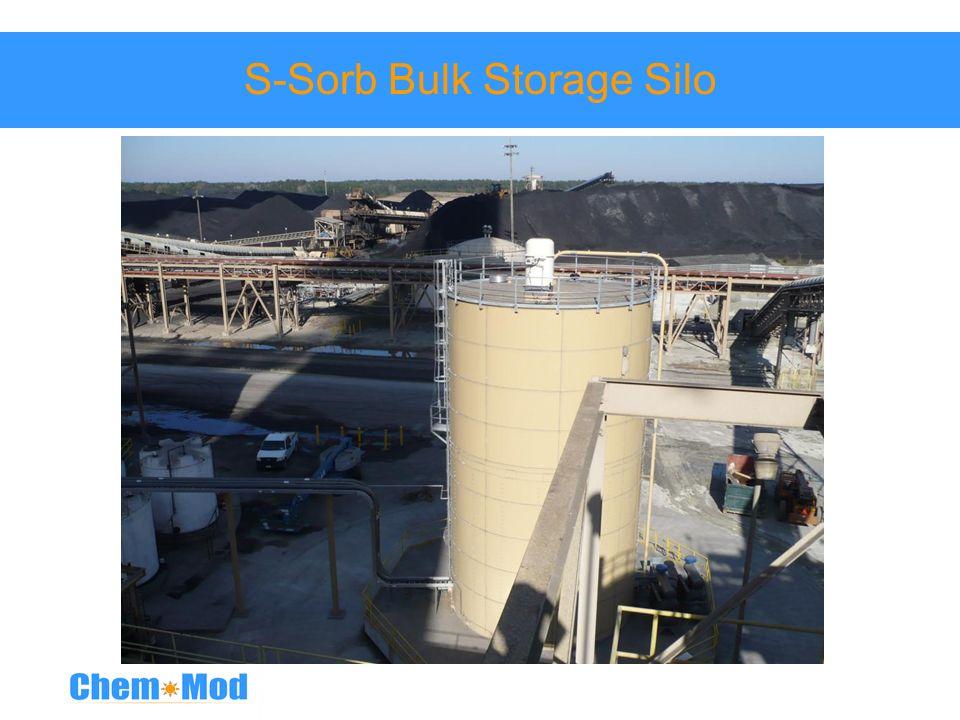 S-Sorb Bulk Storage Silo