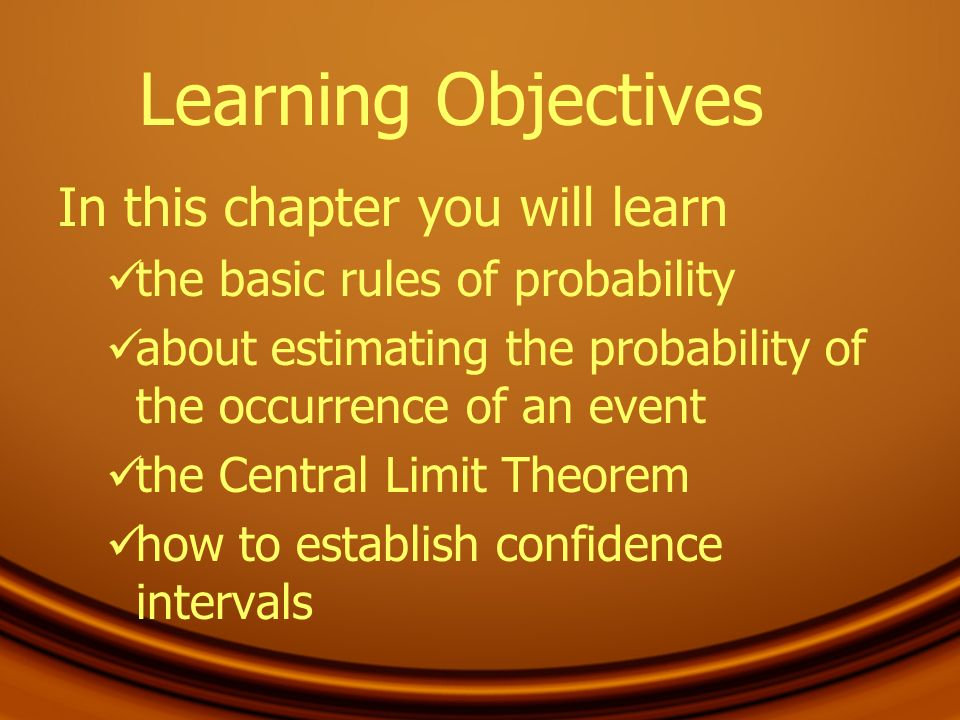 Types of Probability Three approaches to probability Mathematical Empirical Subjective