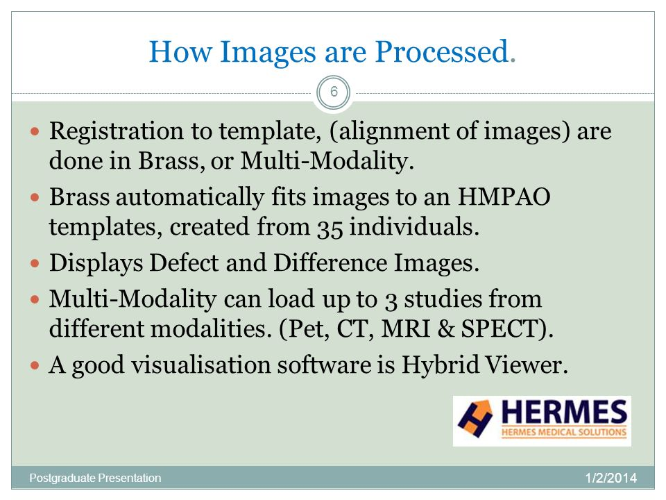 How Images are Processed.
