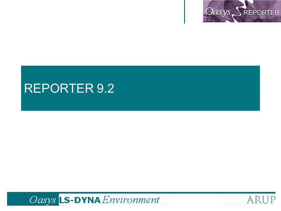 REPORTER 9.2