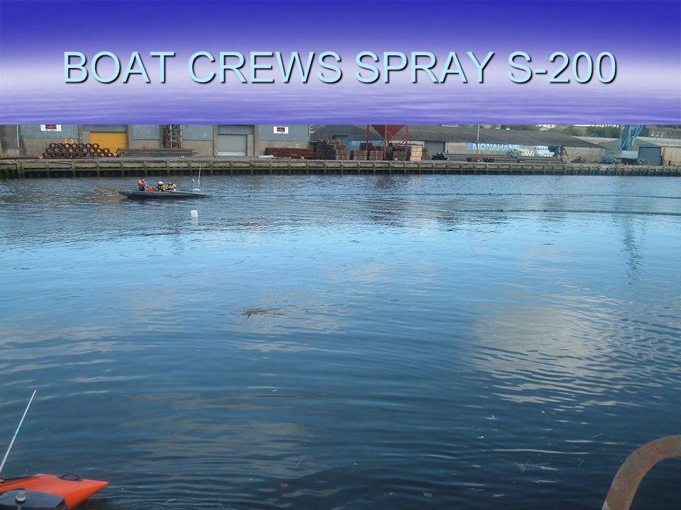 BOAT CREWS SPRAY S-200