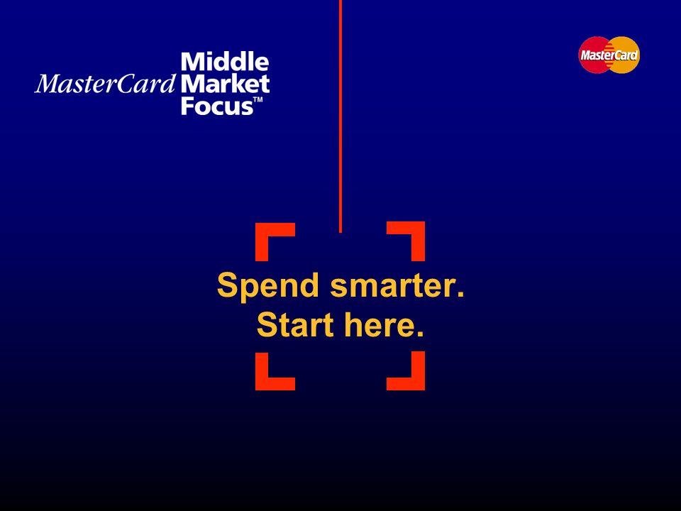 Spend smarter. Start here.