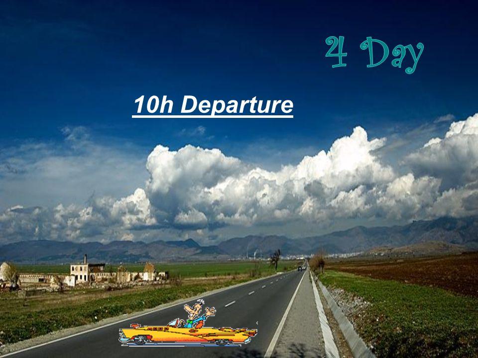 10h Departure