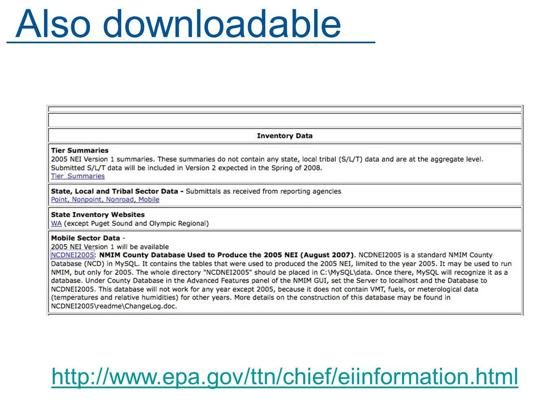http://www.epa.gov/ttn/chief/eiinformation.html Also downloadable