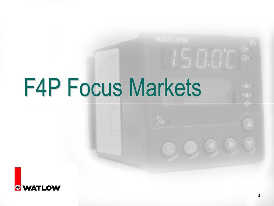 4 F4P Focus Markets