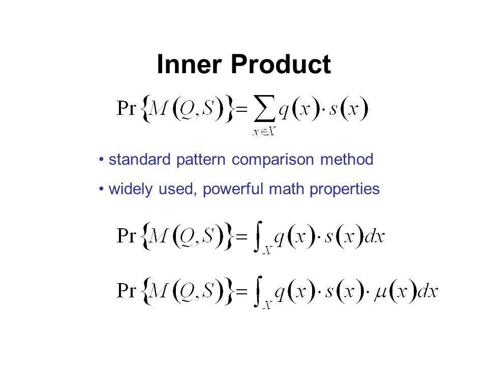 Match Rarity Define the Match Likelihood Ratio (MLR) statistic