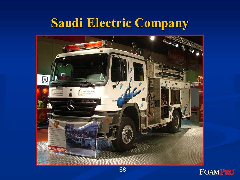 68 Saudi Electric Company