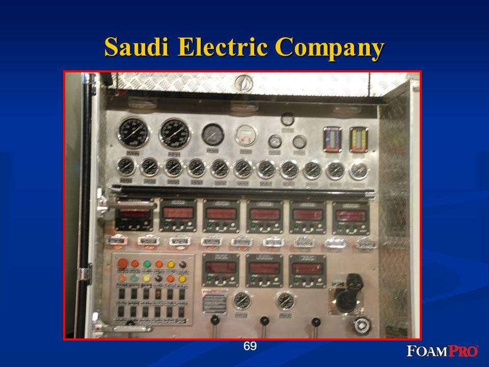 69 Saudi Electric Company