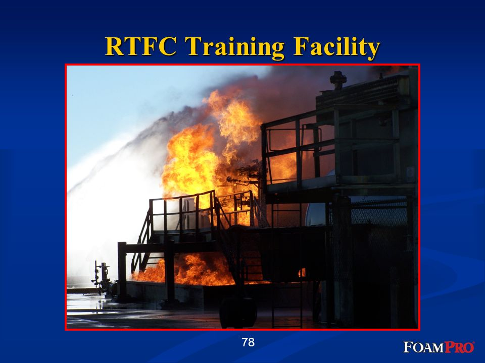 78 RTFC Training Facility