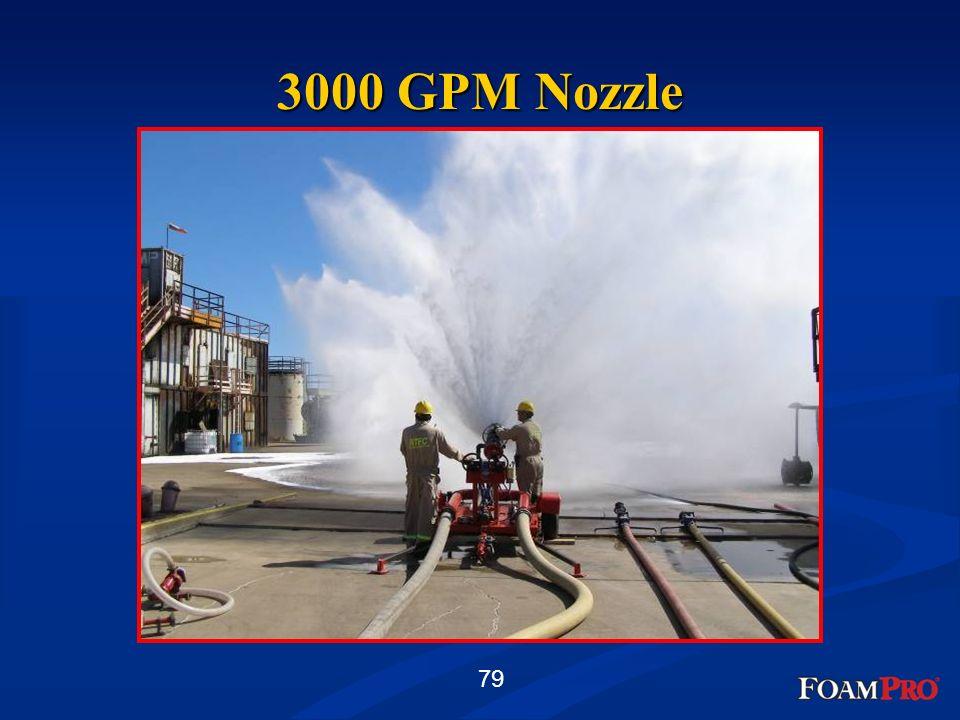 79 3000 GPM Nozzle
