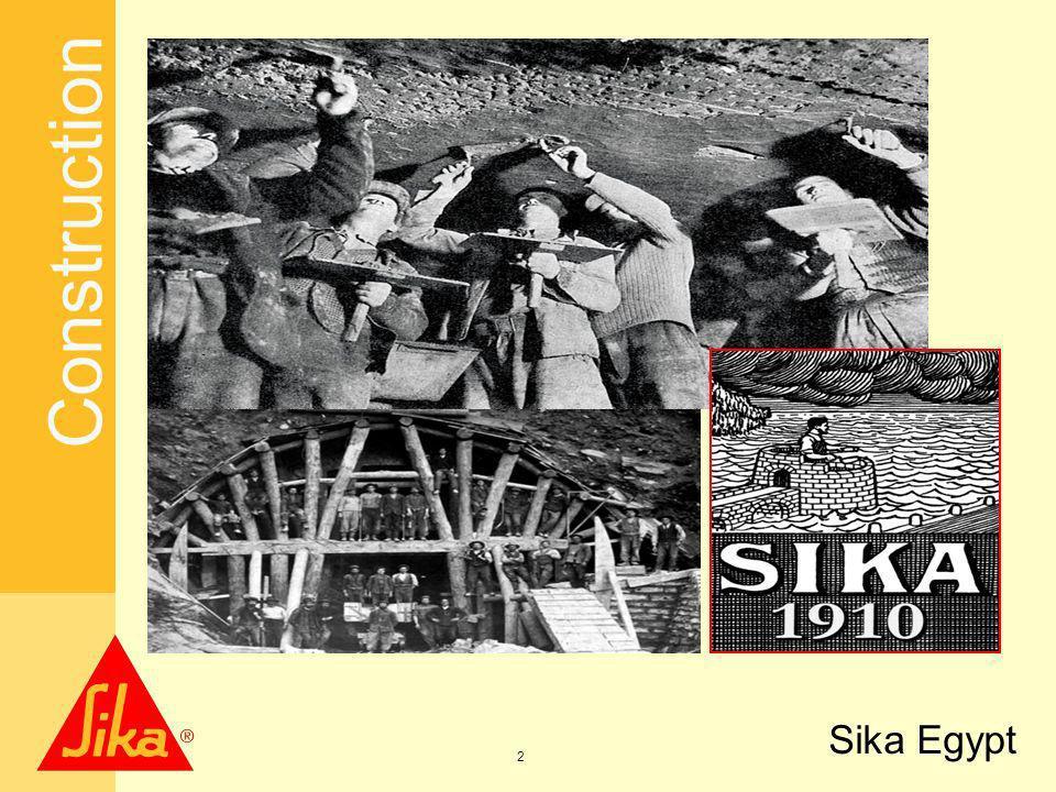 Construction Sika Egypt 2