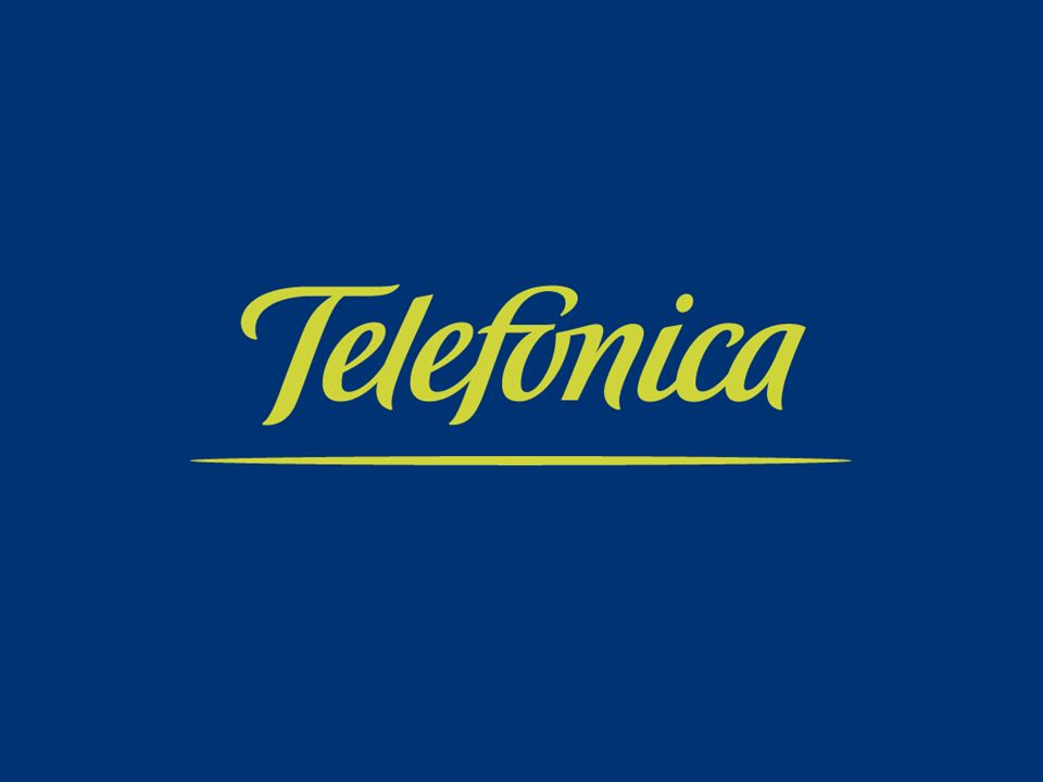 Investor Conference March 2001, Rio de Janeiro 30 WHAT WEVE SAID SO FAR Telefónicas performance is based on solid, lasting business fundamentals This