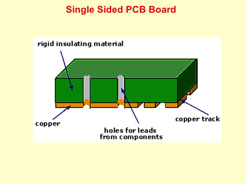 Single Sided PCB Board
