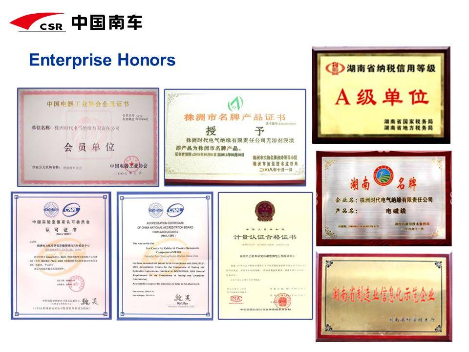 Enterprise Honors