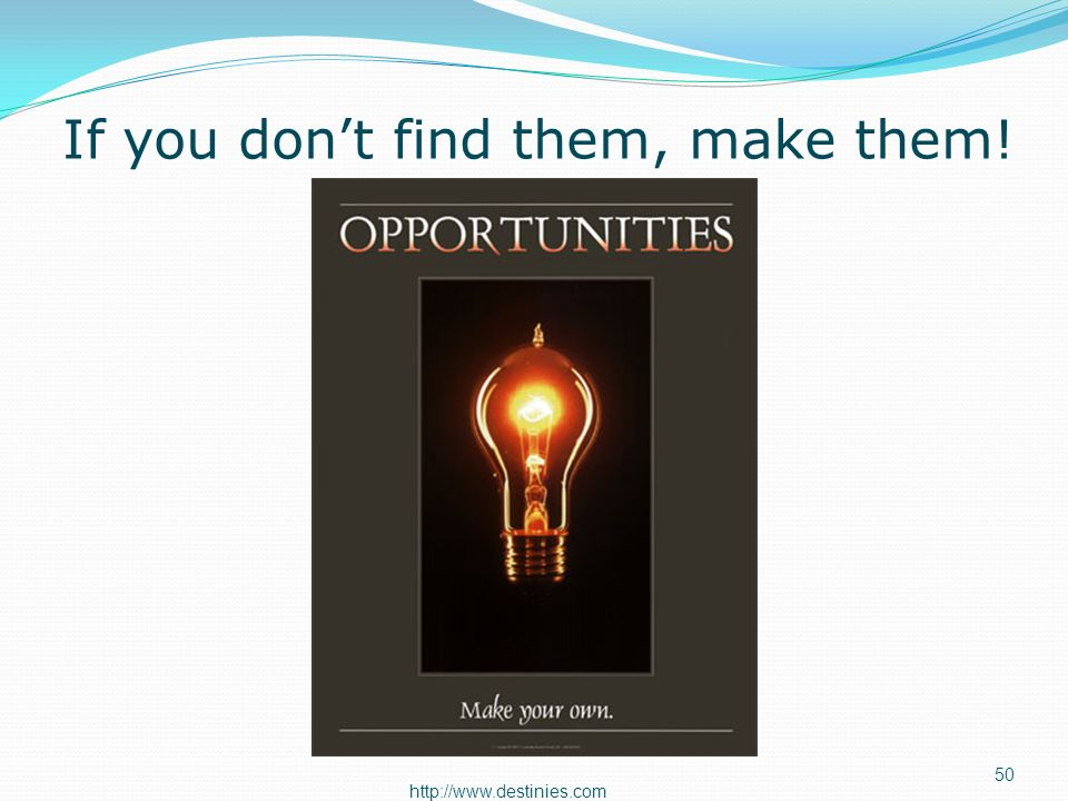 If you dont find them, make them! http://www.destinies.com 50