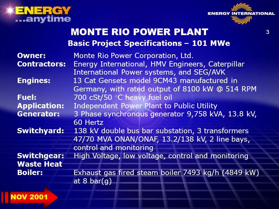 24 MRPC - Chronological Progress Report 2001 AUG 2002
