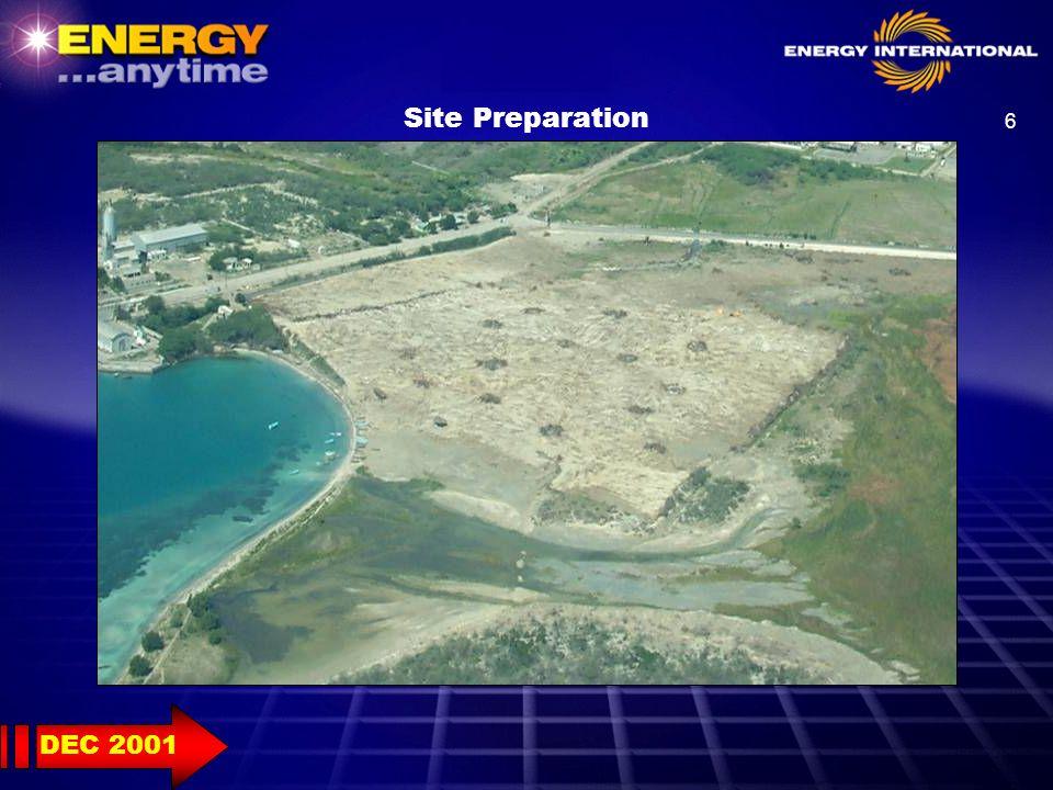 17 MRPC - Chronological Progress Report 2001 MAY 2002