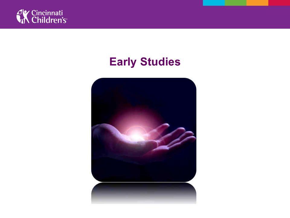 Early Studies