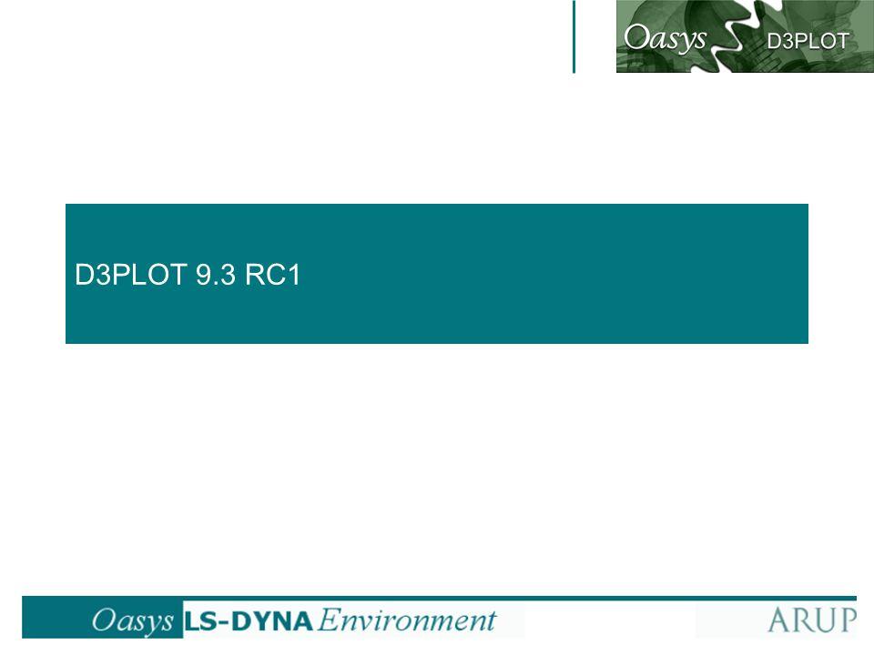D3PLOT 9.3 RC1