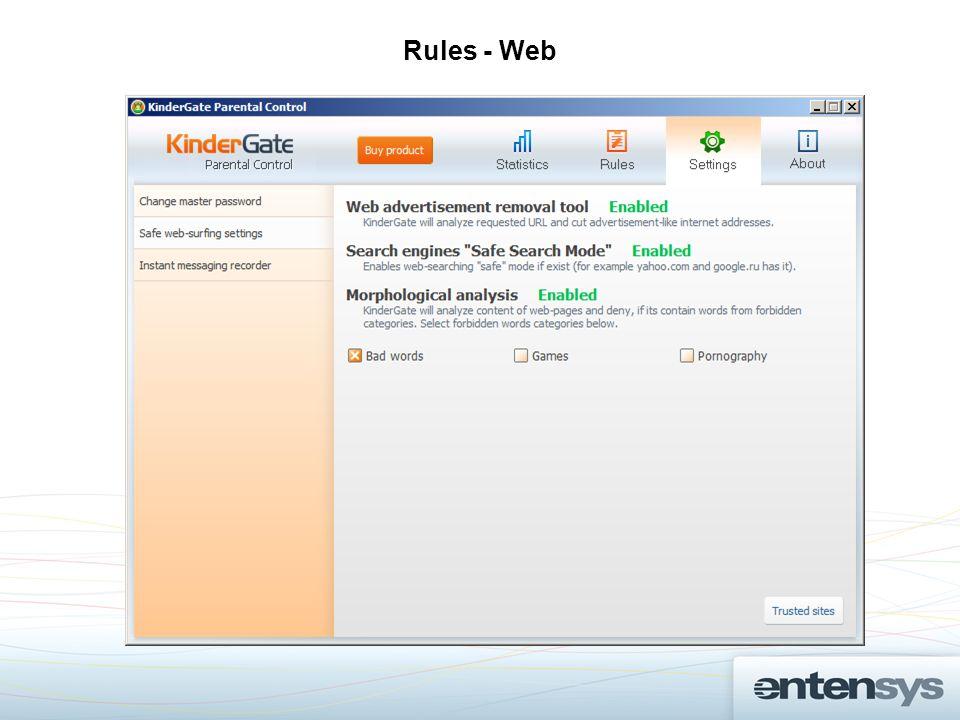 Rules - Web
