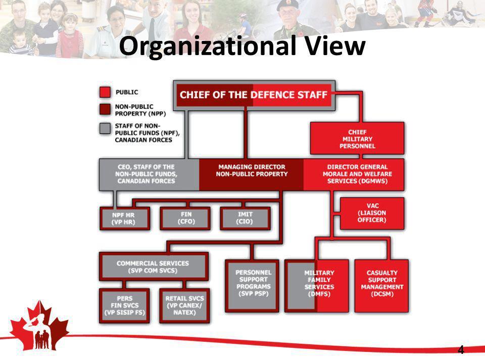 Organizational View 4