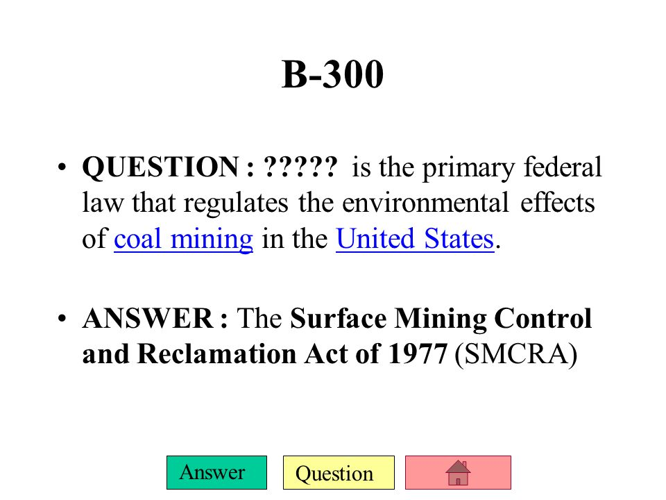 Question Answer B-200 QUESTION : is a set of laws passed by Congress in 1938 giving authority to the Food and Drug Administration (FDA) to oversee the