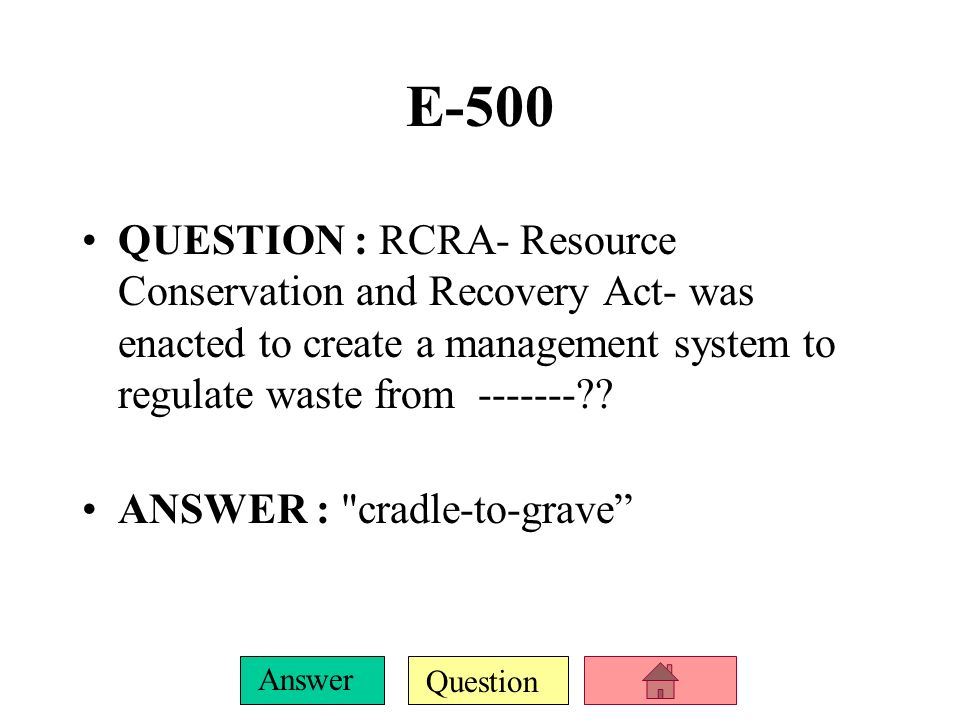 Question Answer E-400 QUESTION : The United States Federal ------- ---------.