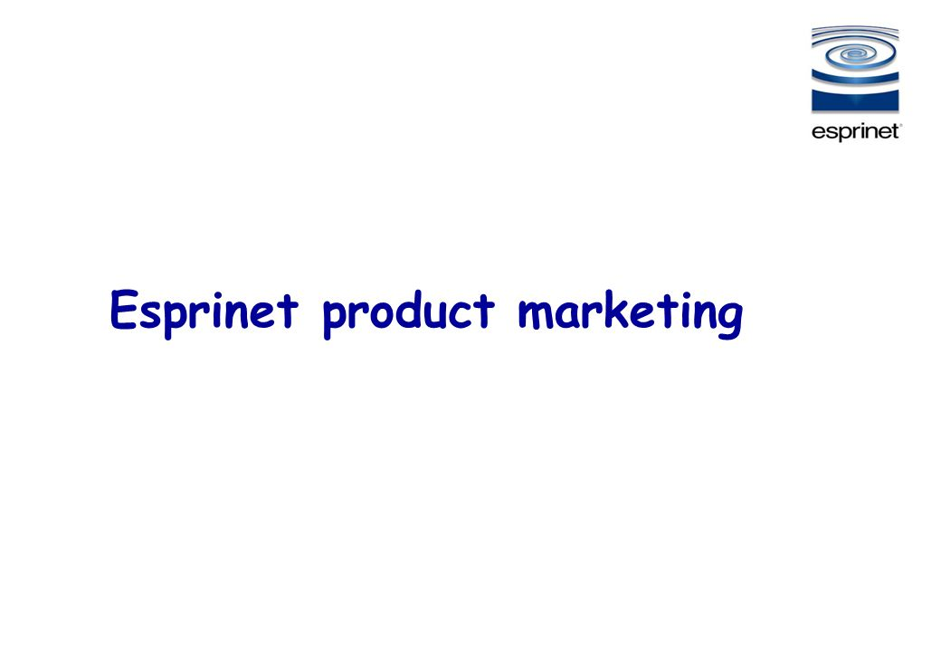 32 Esprinet product marketing