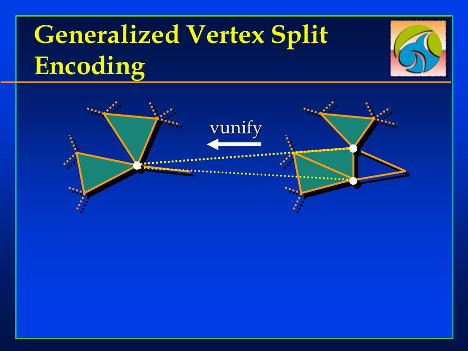 Generalized Vertex Split Encoding vunify