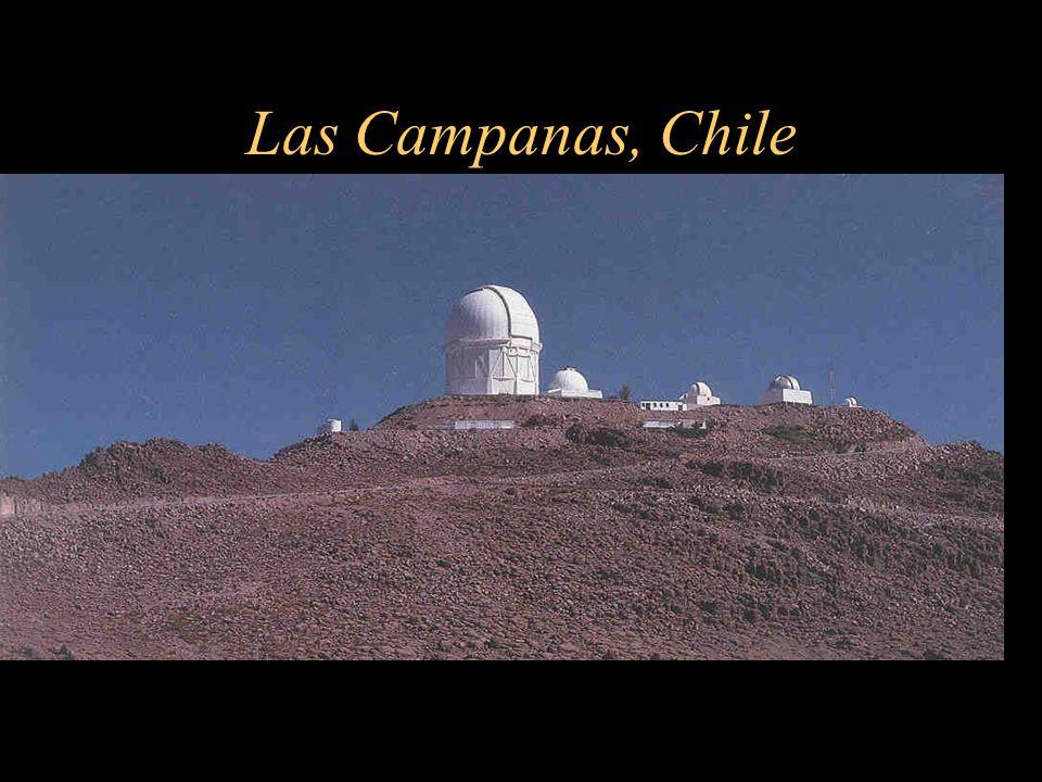 Las Campanas, Chile