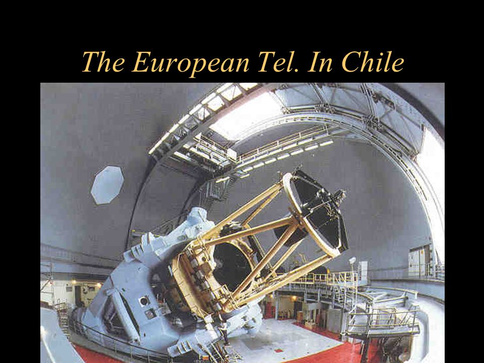 The European Tel. In Chile