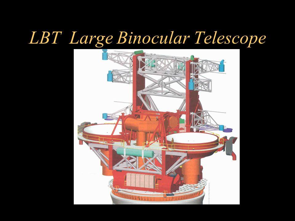 LBT Large Binocular Telescope