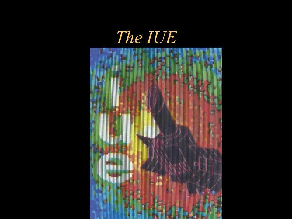 The IUE