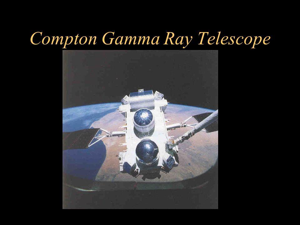 Compton Gamma Ray Telescope